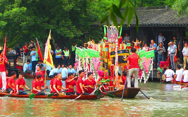 جشنواره های شهر هانگزو