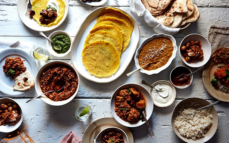 هزینه خورد و خوراک در گوا