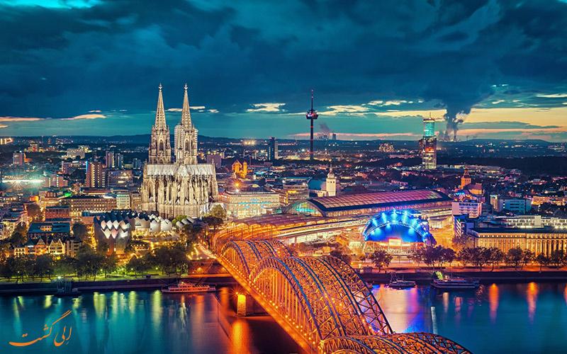 جاذبه های دیدنی آلمان