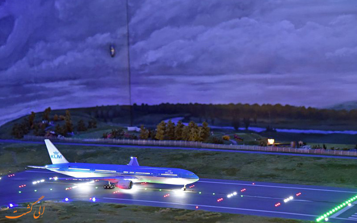 فرودگاه مینیاتوری هامبورگ