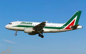 اطلاعات پرواز ایران به ایتالیا