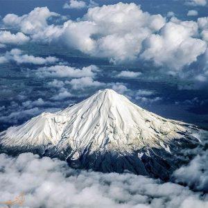نماد نیوزیلند کوه تاناراکی - ویدیو- الی گشت