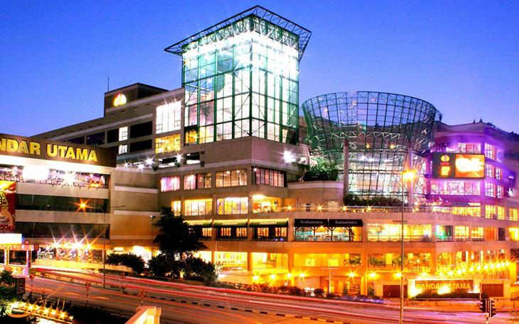 مراکز خرید در مالزی