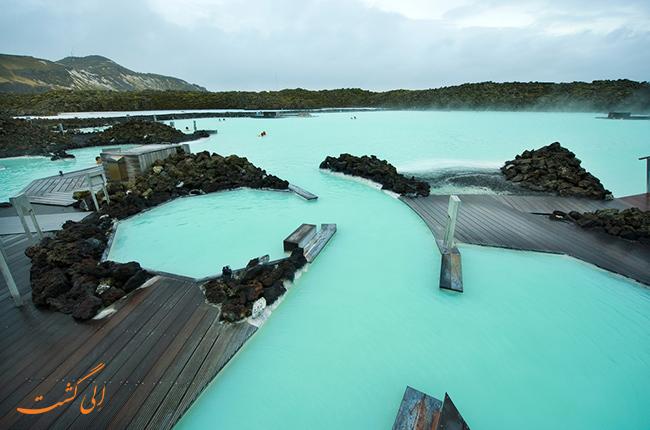 مرداب آبی ایسلند
