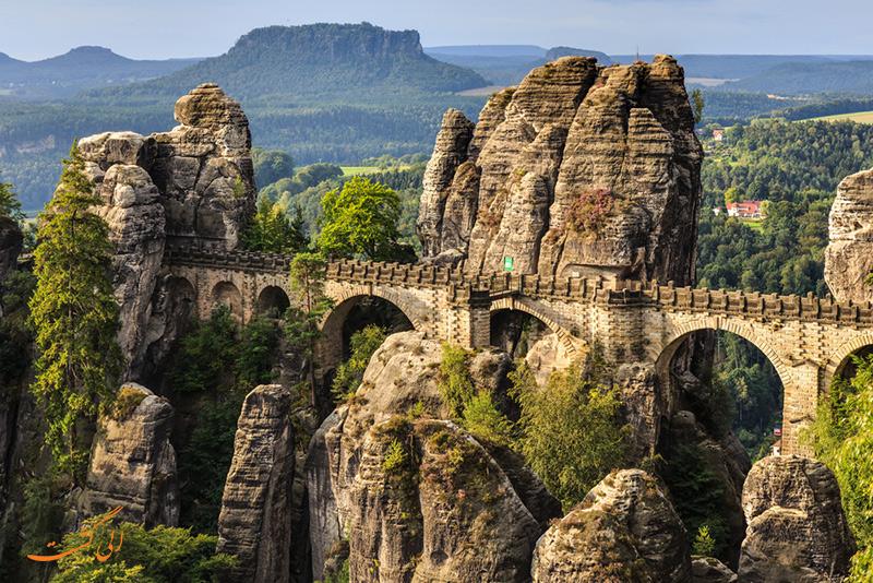 پل Bastei