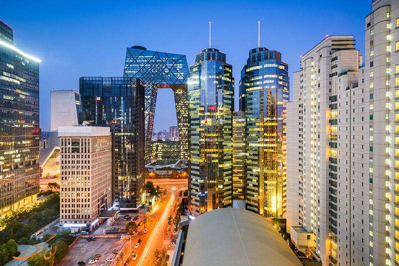 سفر به پکن