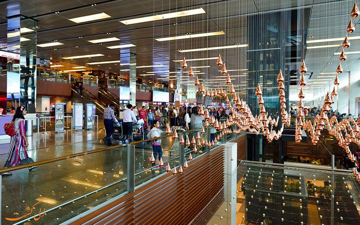 بهترین فرودگاه های جهان در سال 2018