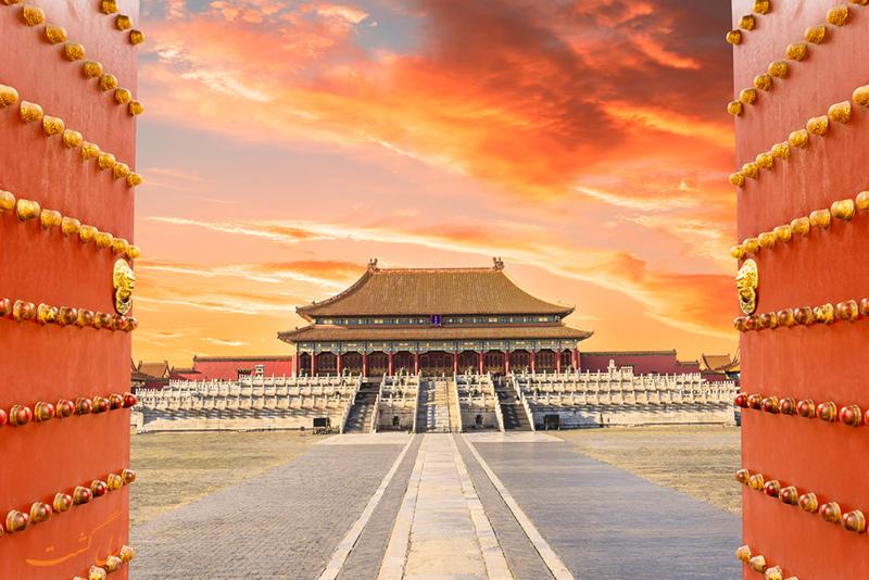 شهر ممنوعه در پکن-برنامه سفر 7روزه به چین