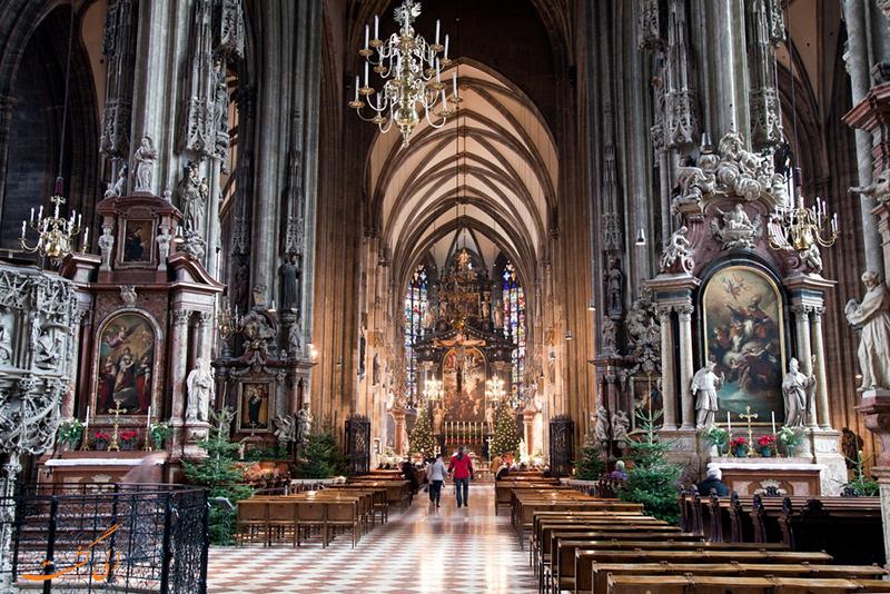 کلیسای سنت استفان وین