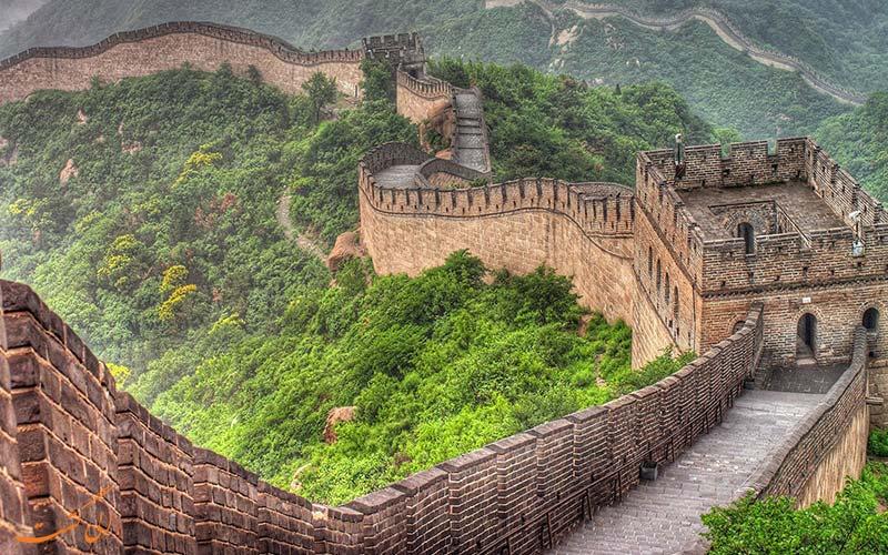 دیوار بزرگ چین-برنامه سفر 4روزه پکن