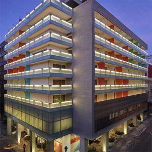 هتل فرش آتن-Fresh Hotel- الی گشت