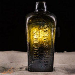 قدیمی ترین پیام درون بطری
