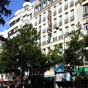 هتل لندن پاریس Hôtel London Paris- الی گشت