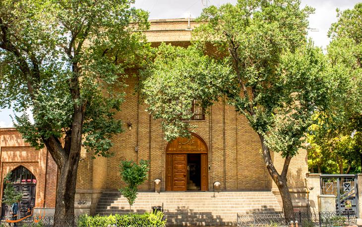 موزه آذربایجان، محل تماشای آثار باستانی تبریز