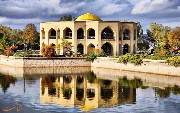 پارک ایل گلی (شاه گلی) از مشهورترین جاذبه های گردشگری تبریز