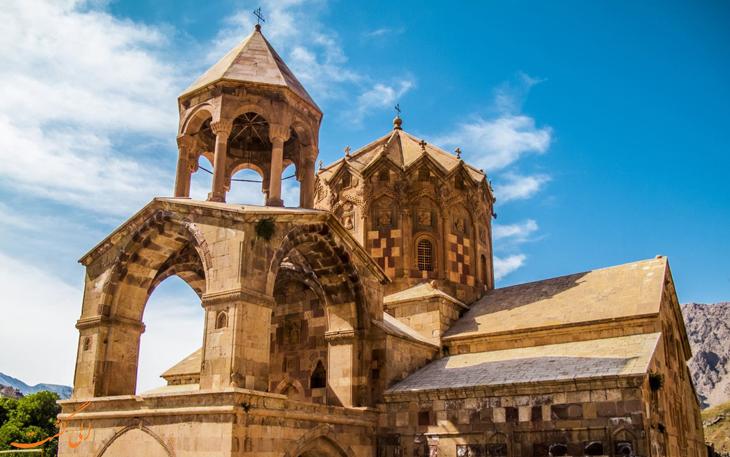 کلیسای استفانوس مقدس، مکان تاریخی تبریز