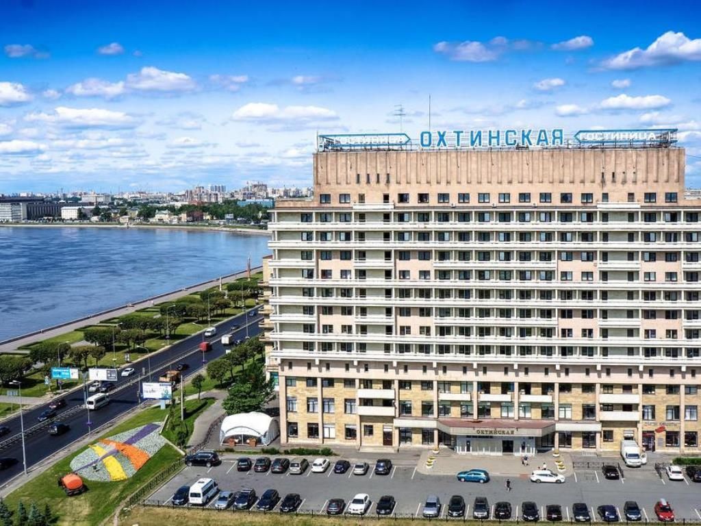 هتل اوختینسکایا سنت پترزبورگ