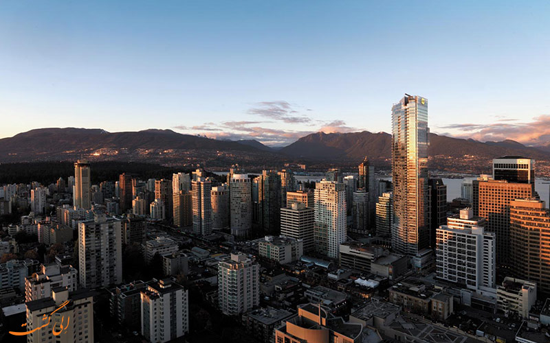 هتل شانگری لا ونکوور