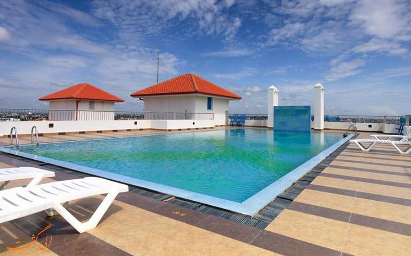 هتل سوپون آرکید رزیدنسی کلمبو
