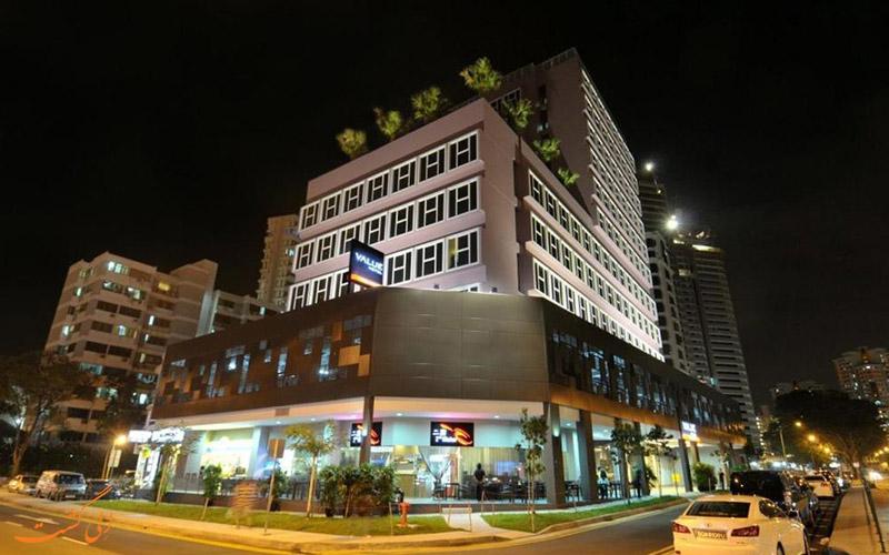 هتل ولیو تامسون سنگاپور