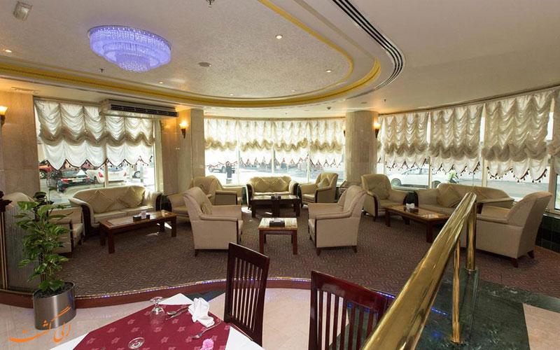 هتل کامفورت این دیره دبی   لابی
