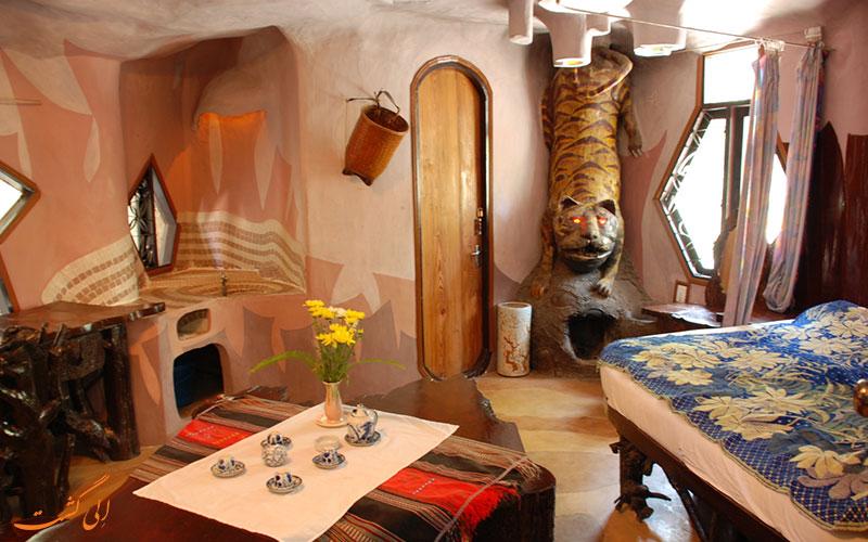 اتاقی در خانه هانگ نگا