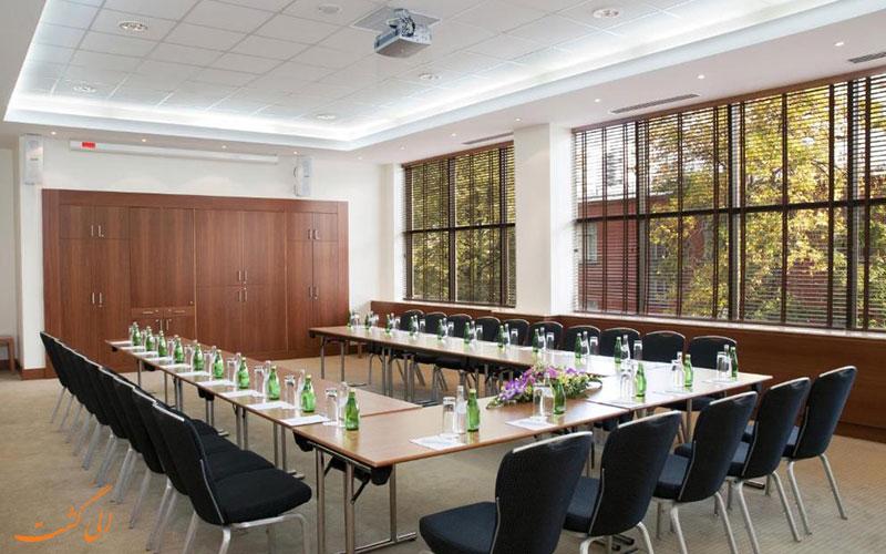 هتل هالیدی این سوکولنیکی مسکو | اتاق کنفرانس