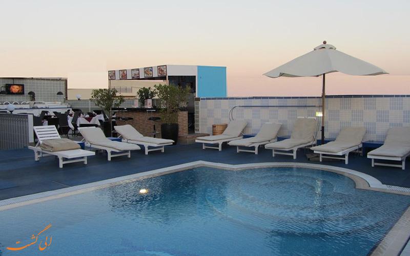 هتل کامفورت این دیره دبی   استخر