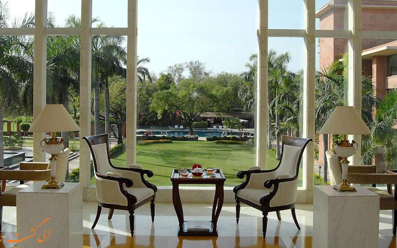 هتل جی پی پالاس در آگرا