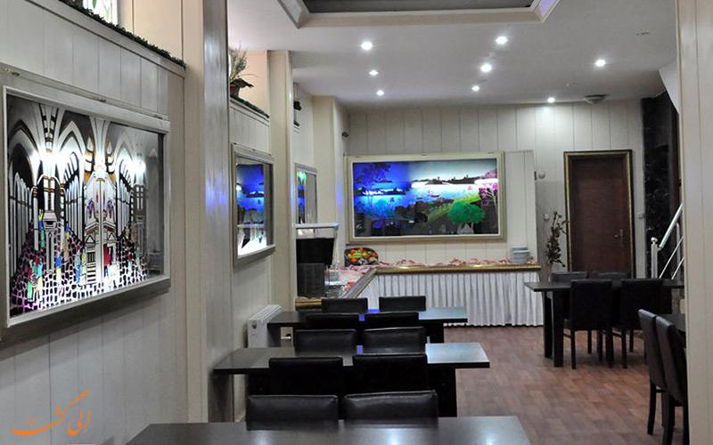 هتل کایا مادرید استانبول | رستوران