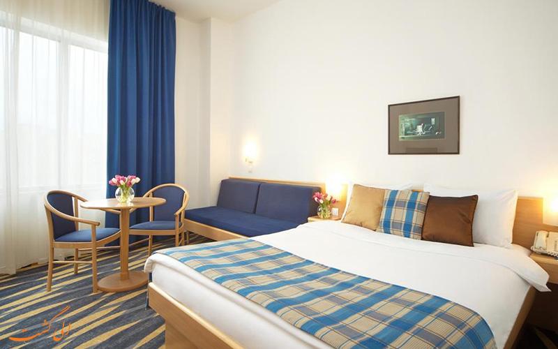هتل نووتل سنتر مسکو   اتاق