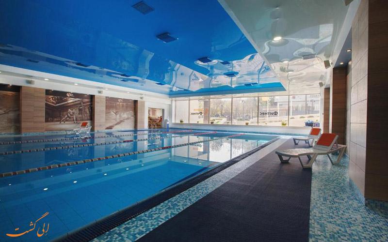 هتل هالیدی این سوکولنیکی مسکو | استخر