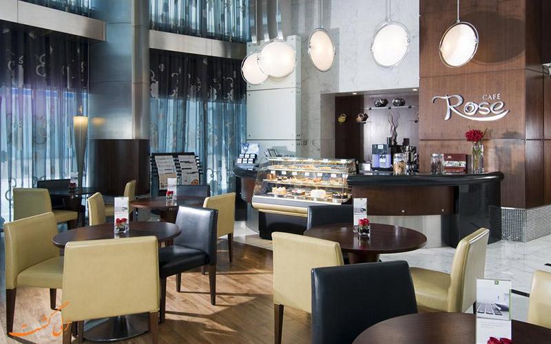 هتل رز ریحان بای روتانا دبی | رز کافه