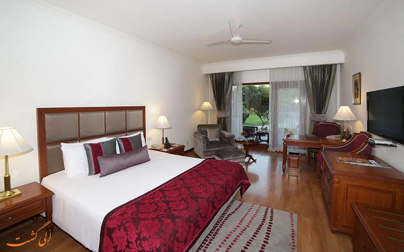 هتل جی پی پالاس آگرا | اتاق