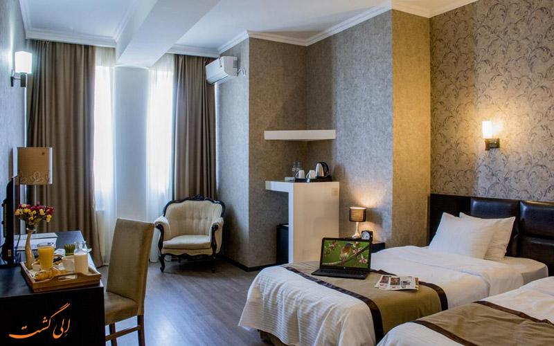 هتل بست وسترن تفلیس   اتاق