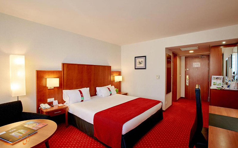 هتل هالیدی این سوکولنیکی مسکو | نمونه اتاق