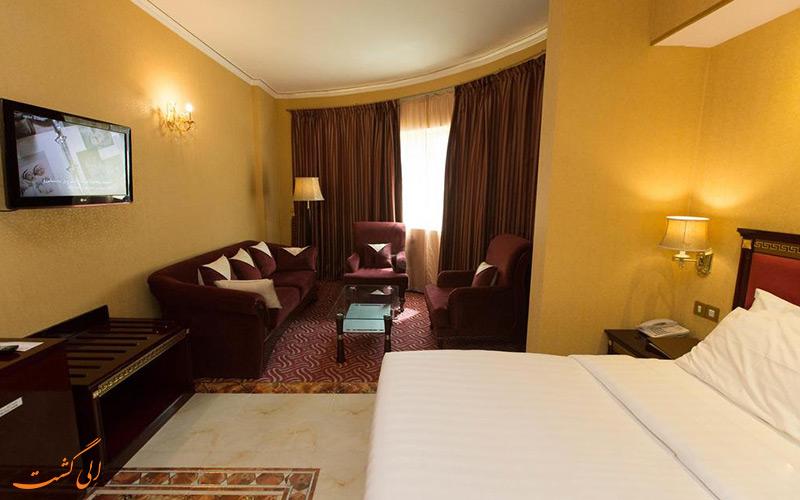 هتل کامفورت این دیره دبی   نمونه اتاق