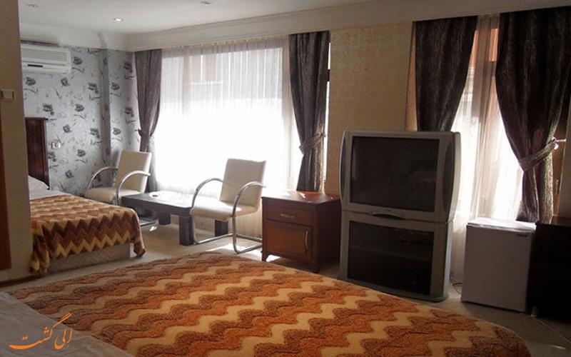 هتل کایا مادرید استانبول | نمونه اتاق