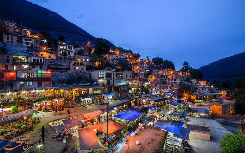 شهر کوچک تاریخی ماسوله
