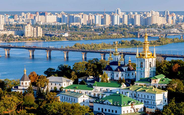 راهنمای سفر به کیف