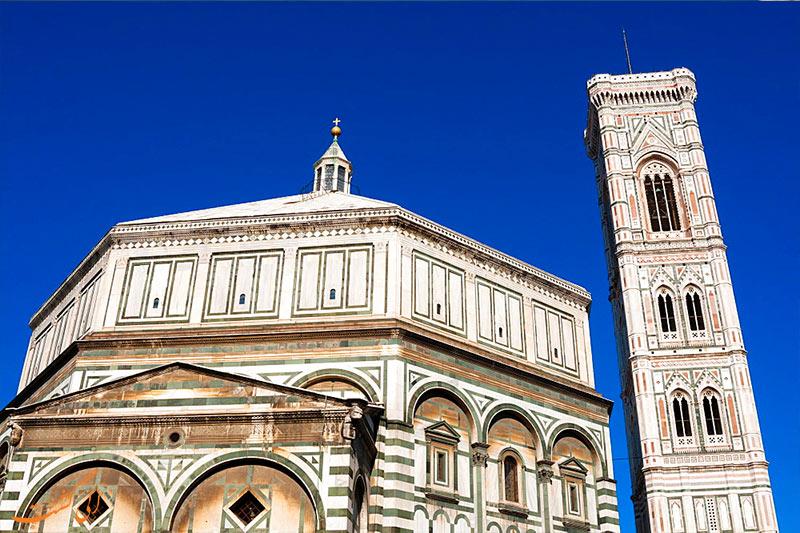 Florence bapistry