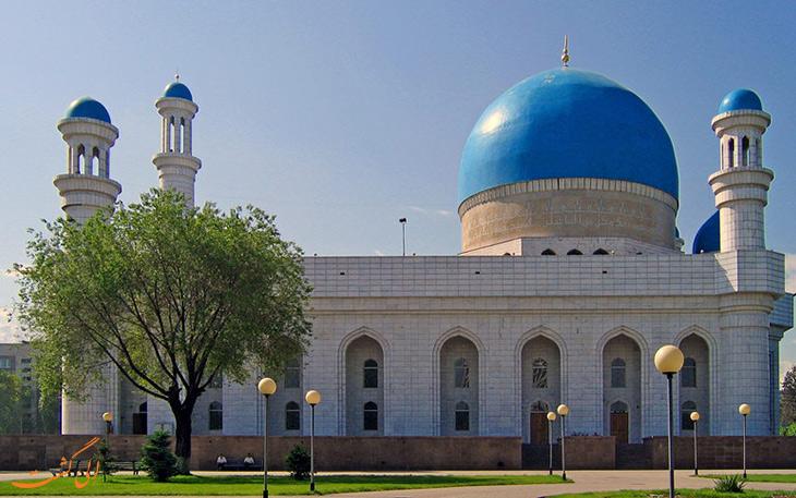 مسجد مرکزی آلماتی