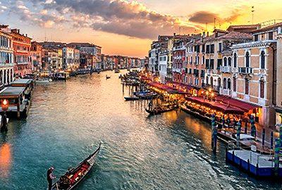 هزینه های سفر به ونیز