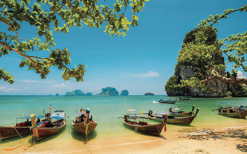 قاسق های سنتی تایلند