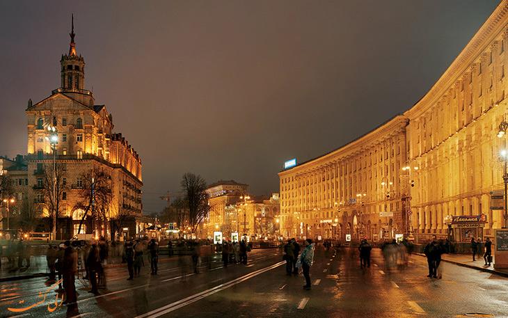 راهنمای سفر به اوکراین