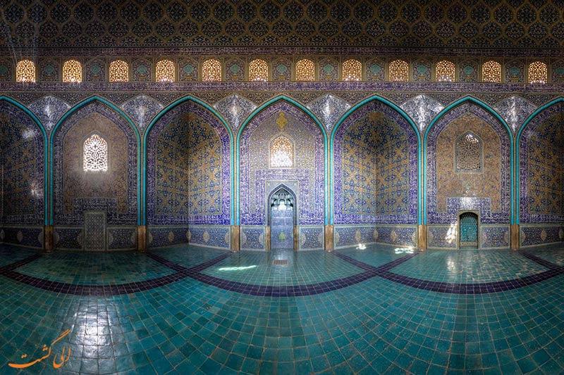 شاهکار اصفهان مسجد شیخ لطف الله