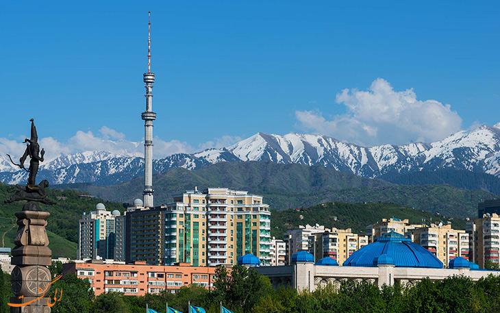 شهر آلماتی