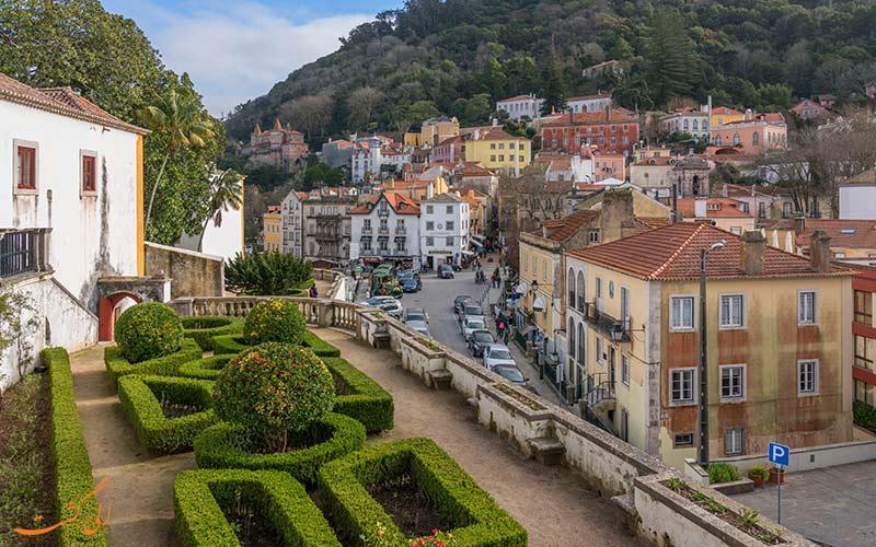 شهر سینترا در پرتغال