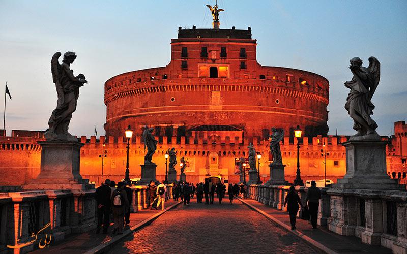 جاذبه های تاریخی رم