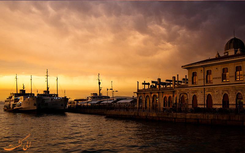 بیوک آداسی استانبول